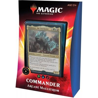 TCG Magic The Gathering Ikoria Lair Of Behemoths Commader - Arcane Maelstrom MAGIC THE GATHERING