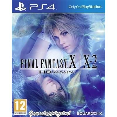Foto van Final Fantasy X/X-2 Hd Remaster PS4