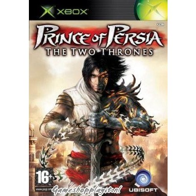 Prince Of Persia The Two Thrones XBOX