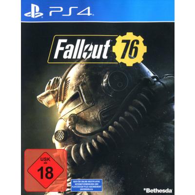 Foto van Fallout 76 (Duitse cover) PS4
