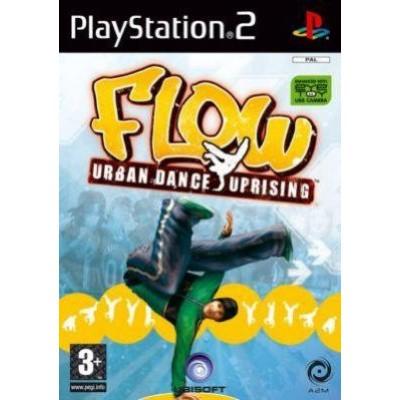 Flow Urban Dance Iprising PS2