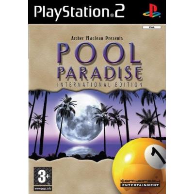 Foto van Pool Paradise International Edition PS2