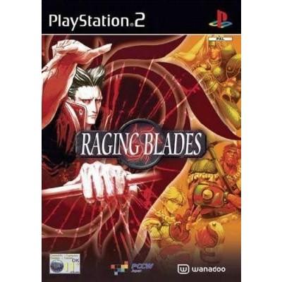 Raging Blades PS2
