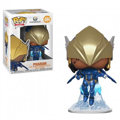 Foto van Pop! Games: Overwatch - Pharah (Victory Rose) FUNKO