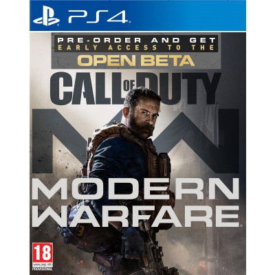 Foto van Call of Duty: Modern Warfare PS4