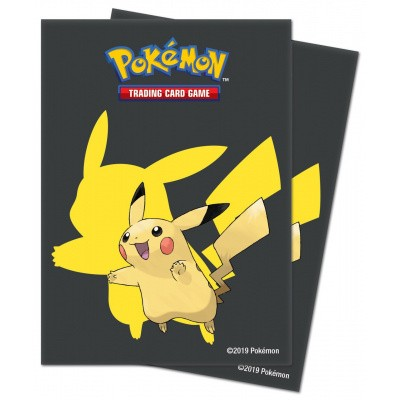 TCG Sleeves Pokémon Pikachu 2019 POKEMON