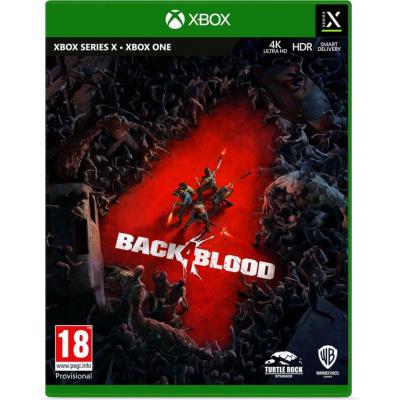 Foto van Back 4 Blood XBOX SERIES X
