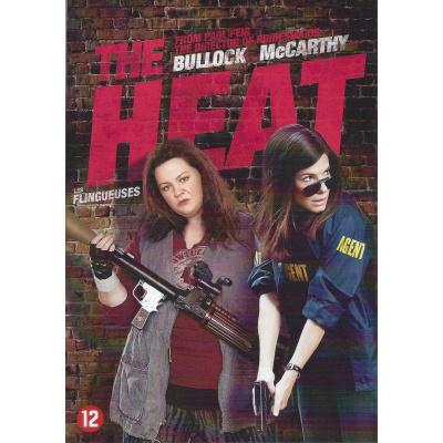 Foto van The Heat DVD MOVIE