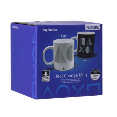 Foto van Playstation - Playstation 5 Heat Change Mug MERCHANDISE