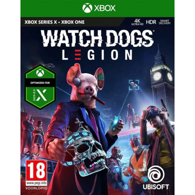 Foto van Watch Dogs: Legion XBOX ONE