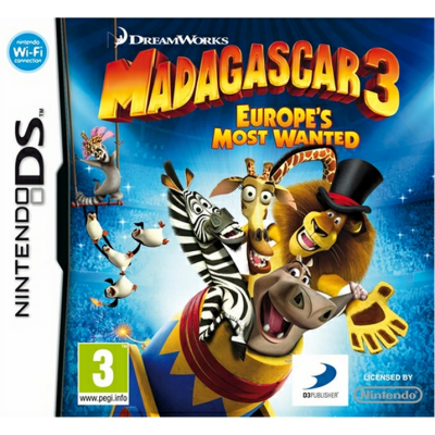 Foto van Madagascar 3 NDS