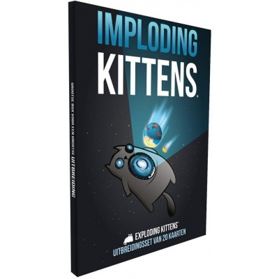 Imploding Kittens NL BORDSPELLEN