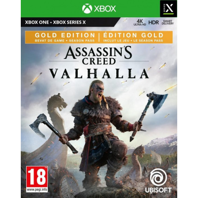 Foto van Assassin's Creed Valhalla - Gold Edition XBOX ONE