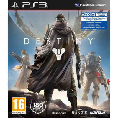 Destiny Vanguard Armoury Edition PS3