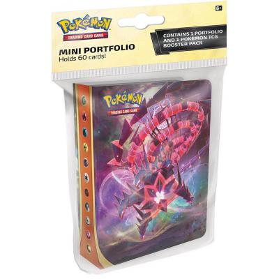 TCG Pokémon Sword & Shield Darkness Ablaze Coll. Alb. + 1 Booster POKEMON