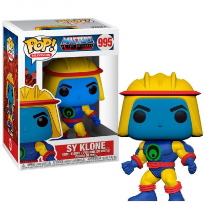 Pop! Television: Masters of the Universe - Sy Klone FUNKO