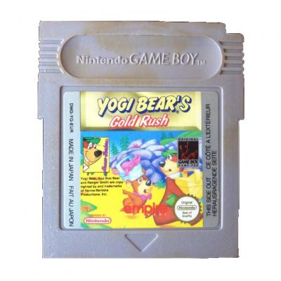 Foto van Yogi Bear's Gold Rush (Cartridge Only) Game