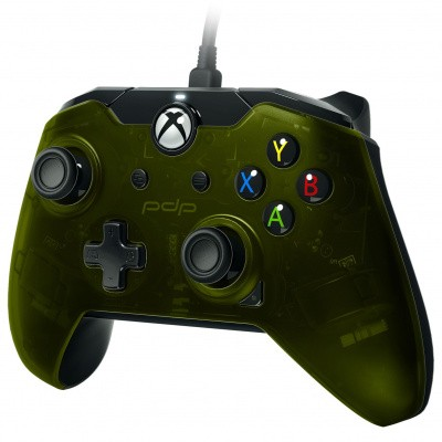 Foto van Pdp Controller Wired Verdant Green