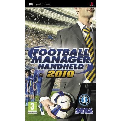 Football Manager Handheld 2010 PSP