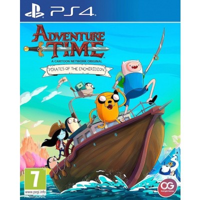 Foto van Adventure Time: Pirates of the Enchiridion PS4