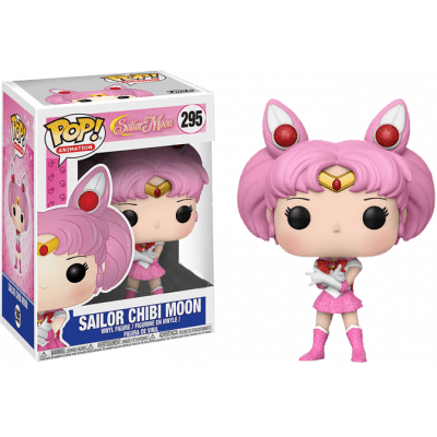 Foto van Pop! Animation: Sailor Moon - Sailor Chibi Moon Sparkle Glitter Exclusive FUNKO