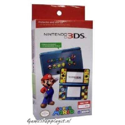 Foto van Hori Protector And Skin Set 3DS