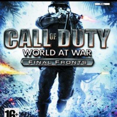 Call Of Duty World At War Final PS2