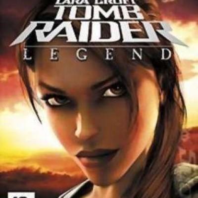 Lara Croft Tomb Raider: Legend XBOX