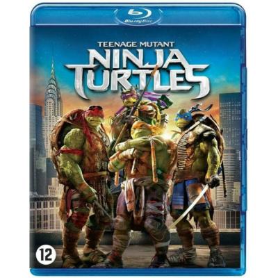 Foto van Teenage Mutant Ninja Turtles BLU-RAY
