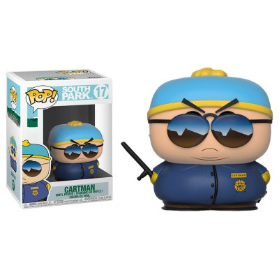 Foto van Pop! Cartoons: South Park - Cartman FUNKO