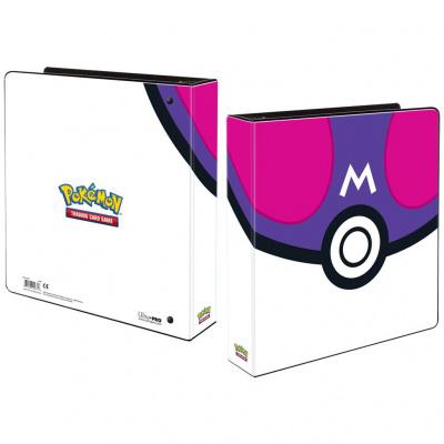 TCG Pokémon Master Ball Binder 2'' Album POKEMON