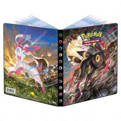 Foto van TCG Pokémon Sword & Shield Evolving Skies Portfolio 4-Pocket POKEMON