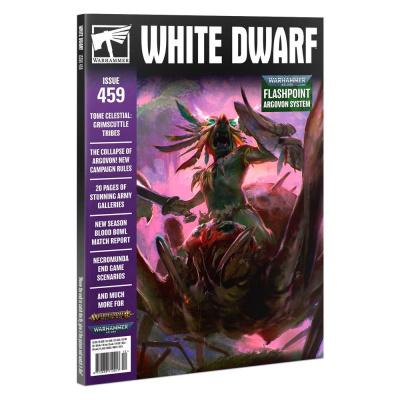 Foto van White Dwarf Issue 459 WARHAMMER