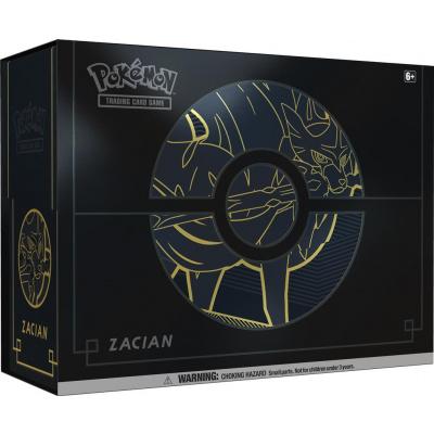 TCG Pokémon Sword & Shield Elite Trainer Box Plus - Zacian POKEMON
