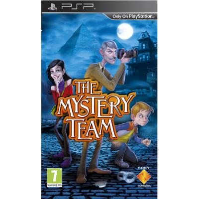 The Mystery Team PSP