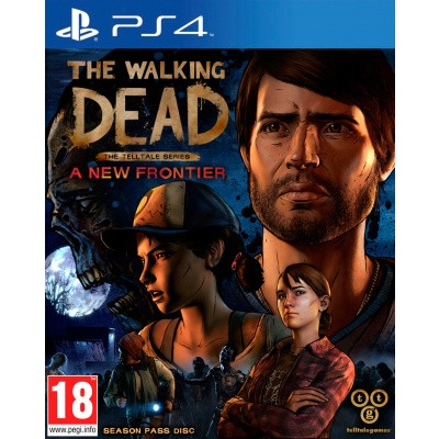 Foto van The Walking Dead The Telltale Series: A New Frontier PS4