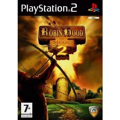 Robin Hood 2: The Siege PS2