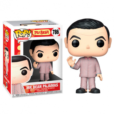 Foto van Pop! Television: Mr Bean - Mr Bean in Pajamas FUNKO