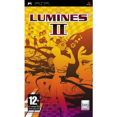 Lumines II PSP