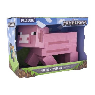 Foto van Minecraft - Pig Money Bank MERCHANDISE