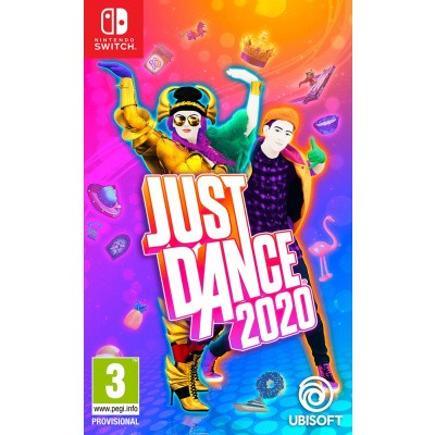 Foto van Just Dance 2020 Nintendo Switch