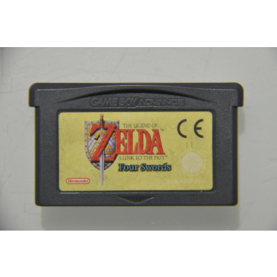 Foto van The Legend Of Zelda A Link To The Past: Four Swords GBA LOSSE GAME