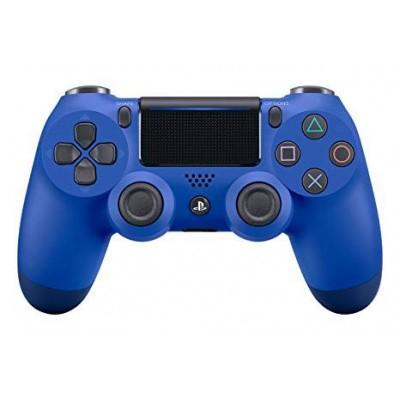 Foto van Sony Wireless Dualshock 4 Controller V2 - Wave Blue PS4