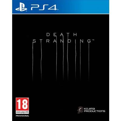 Foto van Death Stranding PS4