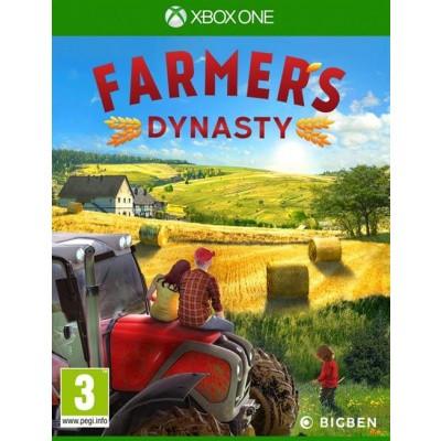 Foto van Farmer's Dynasty XBOX ONE