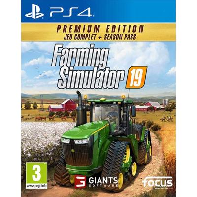 Foto van Farming Simulator 19 - Premium Edition PS4