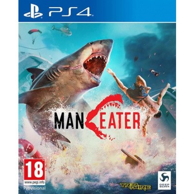 Foto van ManEater - Day One Edition PS4