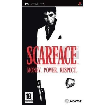 Scarface Money, Power, Respect PSP