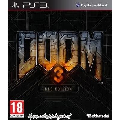 Doom 3 (Bfg Edition) Ps3 PS3