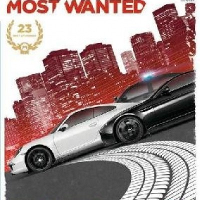 Foto van Need For Speed Most Wanted U WII U
